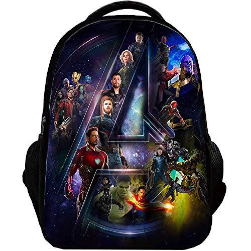 Avengers Endgame Sacs à Dos Loisir Utilisation...