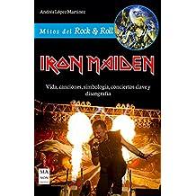 Iron Maiden (Mitos Del Rock & Roll)