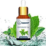 cosmoderm® Peppermint Oil 15 ml, Use in Aromatherapy - Use in Aroma Diffusers