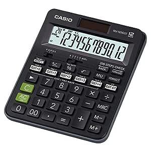 Casio MJ-120GST GST Calculator (Black)