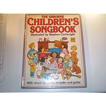 Children's Songbook (Usborne songbooks) by Heather Amery (1988-10-31)