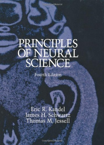 Principles of Neural Science, Fourth Edition by Kandel, Eric R., Schwartz, James H., Jessell, Thomas M. (January 1, 2000) Hardcover