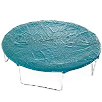 Skyhigh 8ft 10ft 12ft 14ft Trampoline Cover Weather and Rain Protection. Secure even in High Winds (14ft)