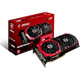MSI RX480-Gaming X 8G Carte graphique AMD Radeon RX480 1312 MHz 8 Go PCI Express x16 3.0