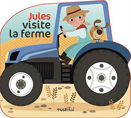Jules visite la ferme