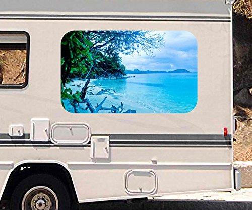 3d-autoaufkleber-landschaft-meer-wasser-palme-strand-wohnmobil-auto-kfz-fenster-motorhaube-sticker-a