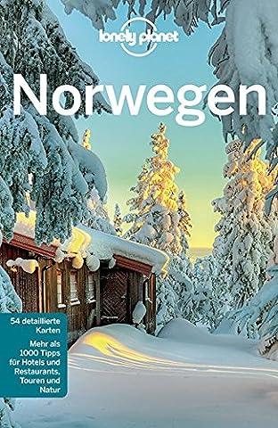 Lonely Planet Reiseführer Norwegen (Lonely Planet Reiseführer