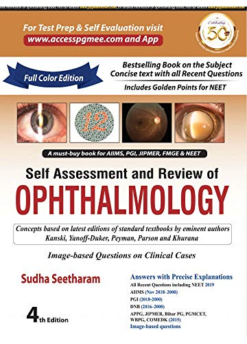 Self Assessment and Review of Ophthalmology