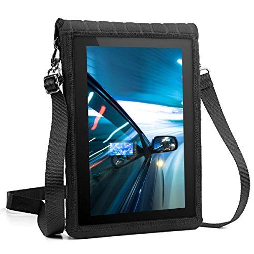 Funda Tablet Pantalla Transparente y Táctil. Para Lenovo Tablet 2-X30 F Tablet Fire BQ Aquaris M10 Samsung Galaxy Tab A iRULU eXpro Plus WeVool NEMESIS Chuwi Hi12 Lenovo Tab 2 NVIDIA SHIELD K1 y más