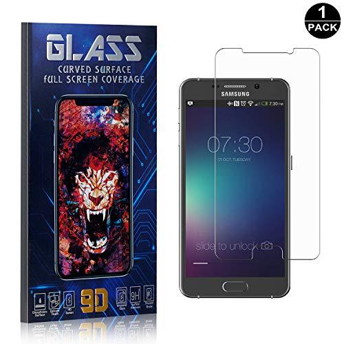 Bear Village® Galaxy Note 5 Displayschutzfolie, HD Panzerglasfolie mit 3D Touch, 9H Härtegrad Schutzfilm aus Gehärtetem Glas für Samsung Galaxy Note 5, 1 Stück