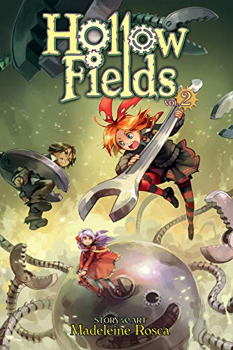 Hollow Fields (color) Vol. 2 (English Edition) Honöl