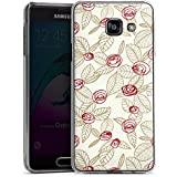 Samsung Galaxy A3 (2016) Housse Étui Protection Coque Roses Roses Roses