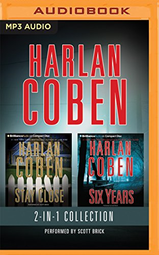 Harlan Coben - Six Years & Stay Close 2-In-1 Collection (Harlan Coben Collection) (Brick Collection)