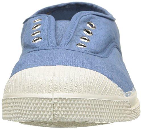 Bensimon Tennis Elly, Baskets Basses Femme Bleu (563 Denim)