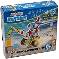 Science4you-Robotics Deltabot Juguete científico y Educativo Stem,, Regular (605169)