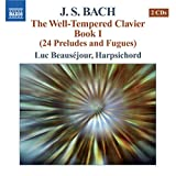 Bach : The Well-tempered Clavier, Book 1
