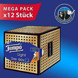 Tempo Light Box, Riesenpackung, 12 Stück