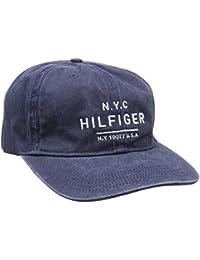 Tommy Hilfiger Calder Gmd Cap, Gorra de Béisbol para Hombre, Azul (Navy Blazer), Talla Única (Talla del Fabricante: OS)