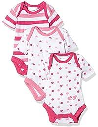 Twins - Body Bébé Fille (Lot de 3)