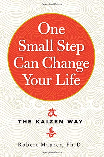 One Small Step Can Change Your Life por Robert Maurer