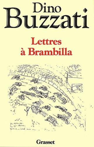 Lettres à Brambilla