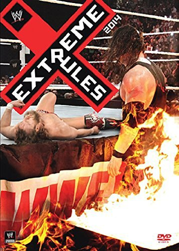 WWE: Extreme Rules 2014 by John Cena - Extreme Wwe Dvd
