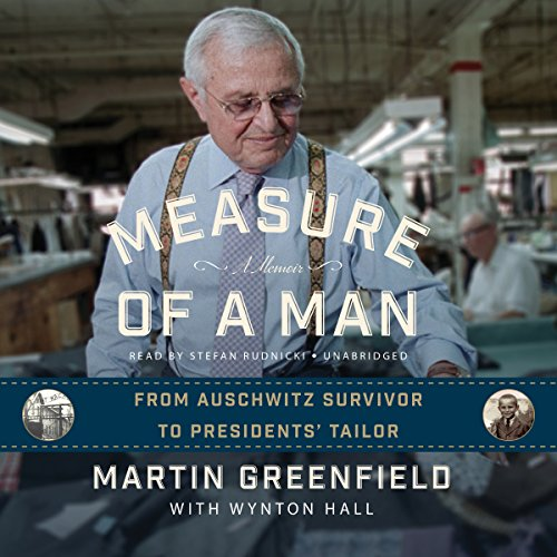 Measure of a Man  Audiolibri
