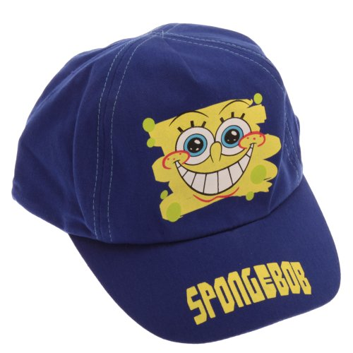 Image of Childrens/Kids Boys Spongebob Squarepants Baseball Cap (4-8 Years) (Multicoloured)