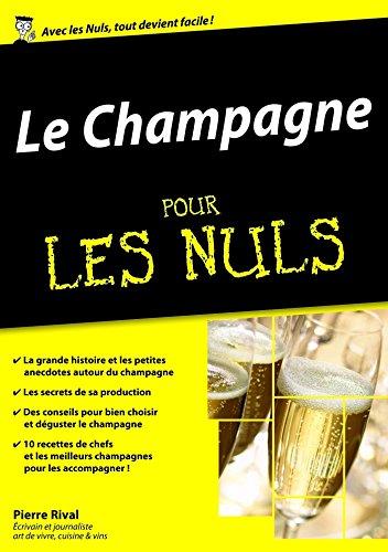 Le Champagne pour les Nuls, dition mgapoche