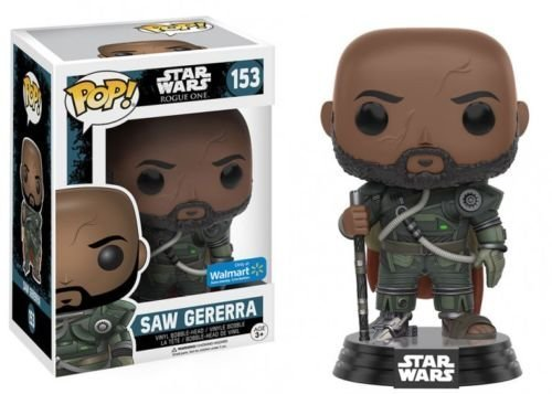 s Rogue One Saw Gererra Walmart Exclusive #153 by OPP ()