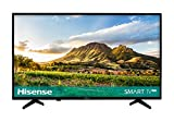 Hisense H32A5600UK 32-Inch Full HD Smart TV with Freeview Play - Black (2018 Model)