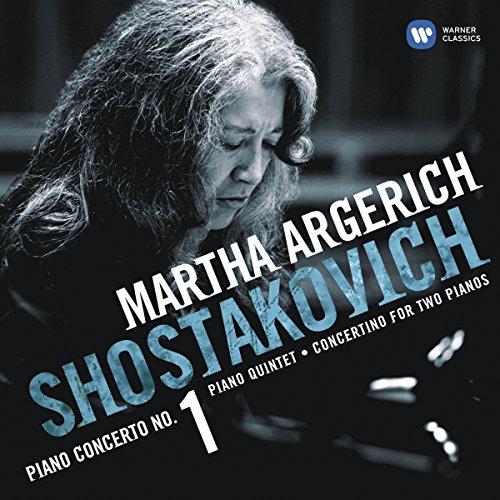 SHOSTAKOVICH - Martha Argerich