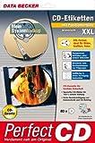 CD-Etiketten klassisch XXL