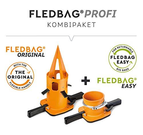 Fledbag Dosierer für Bigbags - Made in Austria - Original Easy oder Profi Ausführung! Das Original zum einfachen entleeren von Bigbags jeglicher Art. Variante Profi