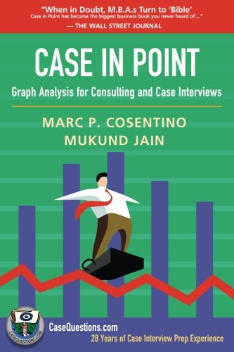 Case in Point: Graph Analysis for Consulting and Case Interviews por Marc P. Cosentino
