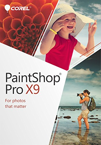 PaintShop Pro X9 [Download]