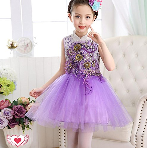 Children S Princess Dresses Dress Up Girls Dance The Best Amazon