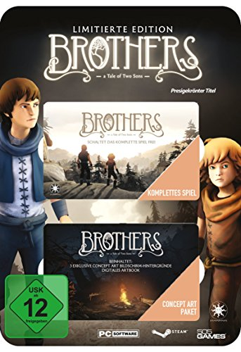Brothers - A Tale of Two Sons - Spotlight Pack