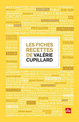 Les fiches recettes de Valérie Cupillard par Valérie Cupillard