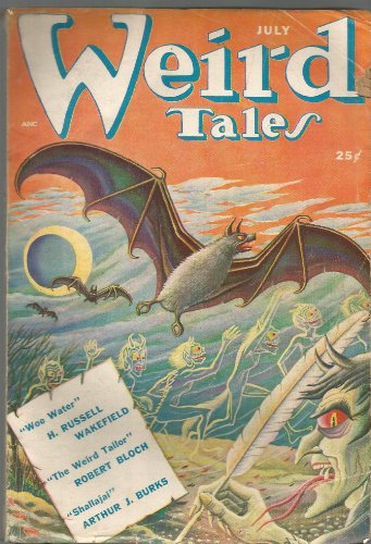 Weird Tales - July 1950