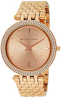Michael Kors Orologio Analogico Automatico Donna con Cinturino in Acciaio Inox Darci (B009DFSRZS) | Amazon price tracker / tracking, Amazon price history charts, Amazon price watches, Amazon price drop alerts