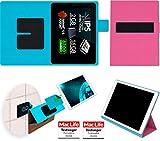 reboon Hülle für Allview Viva Q10 Pro Tasche Cover Case Bumper | in Pink | Testsieger