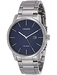 Citizen Analog Blue Dial Men's Watch - BM6960-56L