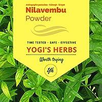 Yogis Herbs Nilavembu Powder (Andrographis paniculata/Green Chiretta/Kalmegh) 1/2 Lb / 8 oz / 227 g –Fresh & Pure