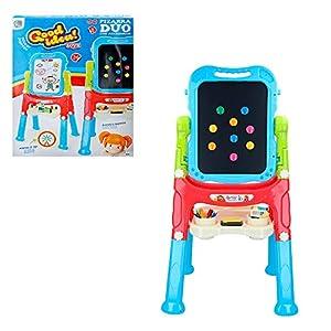 ColorBaby -  Pizarra 2 en 1 con accesorios 88 cm Good Idea(49201)