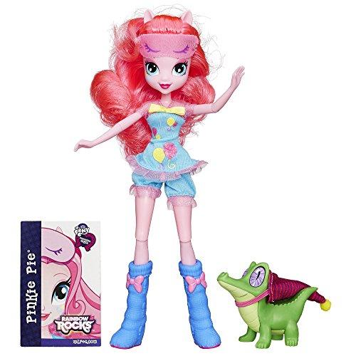 tle Pony Equestrian Mädchen Rainbow Rocks Pinkie Pie und Gummy Snap Set (My Little Pony-rock)