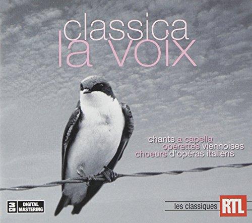 Classica - La Voix [Import anglais]