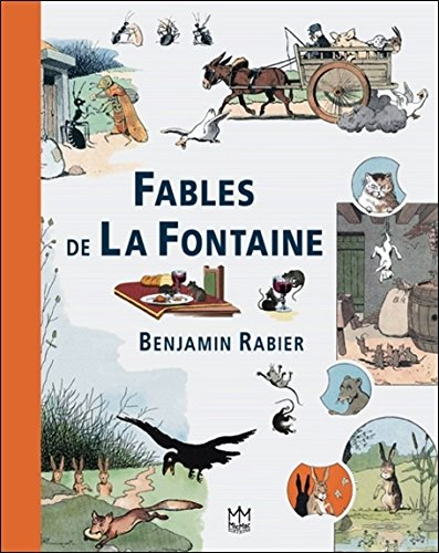 Fables de La Fontaine - Benjamin Rabier par La Fontaine & Benjamin Rabier