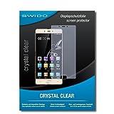 2 x SWIDO® Displayschutzfolie Gionee Marathon M5 Enjoy