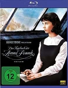 Das Tagebuch der Anne-Frank [Blu-ray] [Import allemand]
